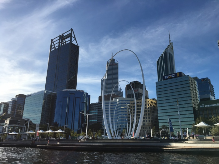 Day One: Perth