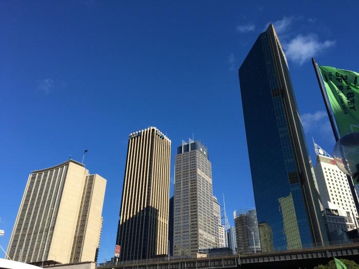 Week Two: Sydney & SettlingIn